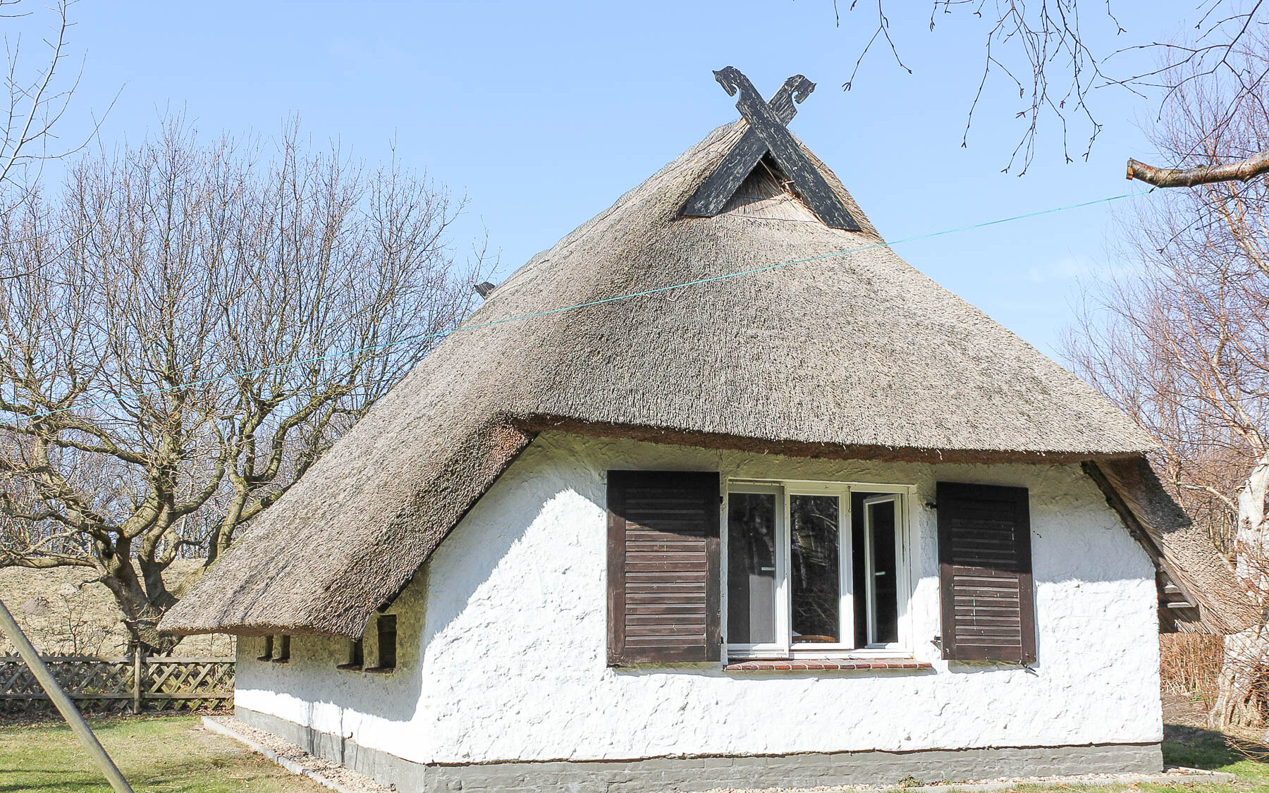 Ferienhaus-Wustrow