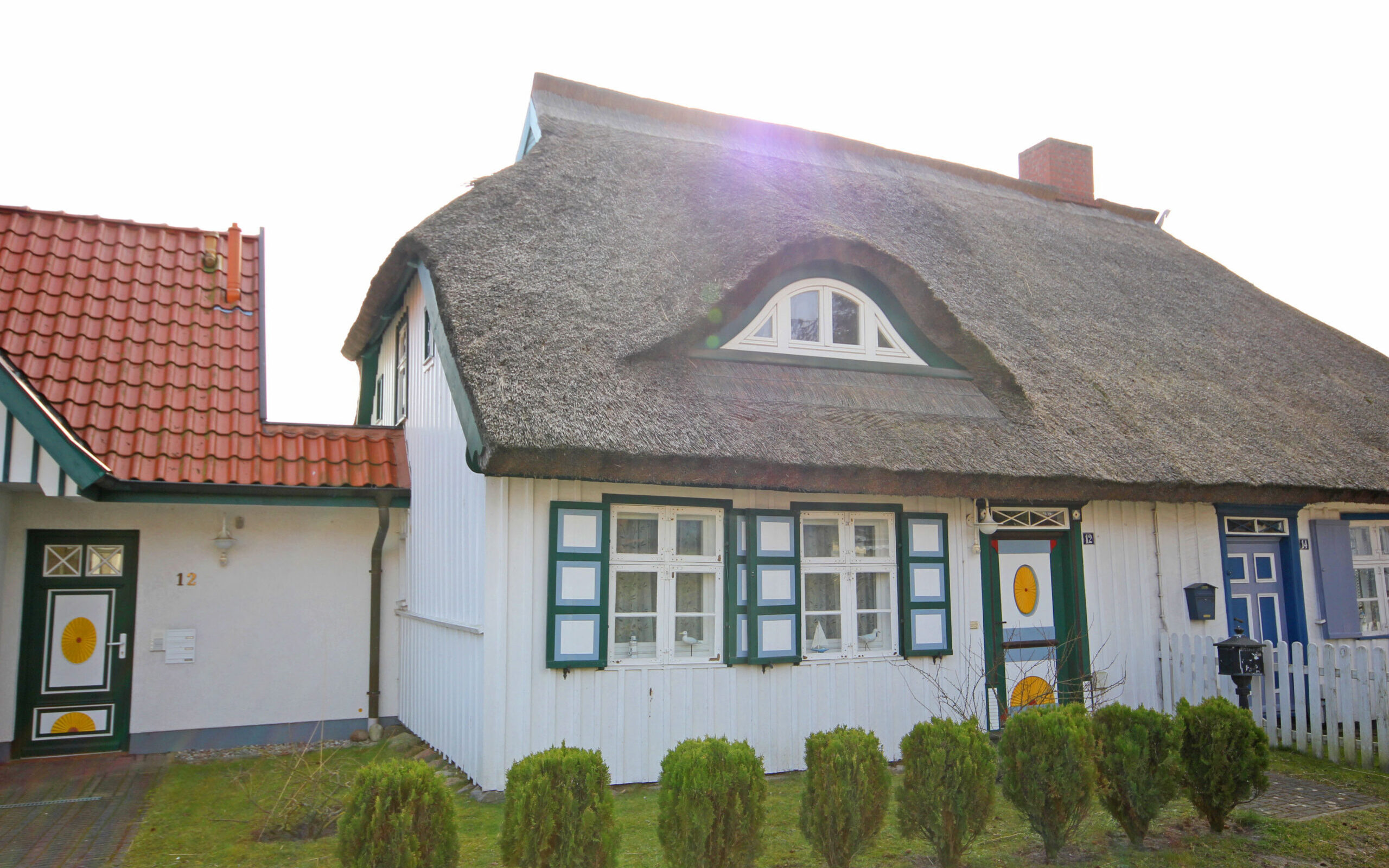 Haushaelfte-Prerow